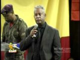 ESAT Activist Tamagne Beyene speech South Africa Johansberg June 2012 Ethiopia