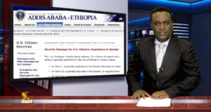 Esat Dc Daily News Thur 27 Apr 2017 The Ethiopian Satellite Television And Radio