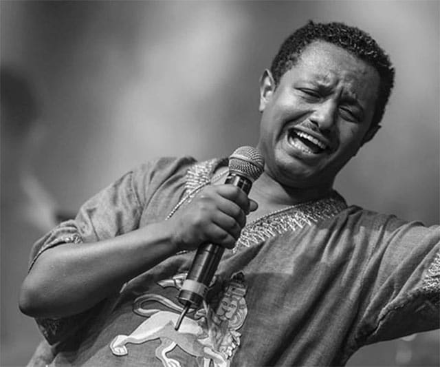 Mahmoud Ahmed – Live show at Dallas – Ethiopian Music ...