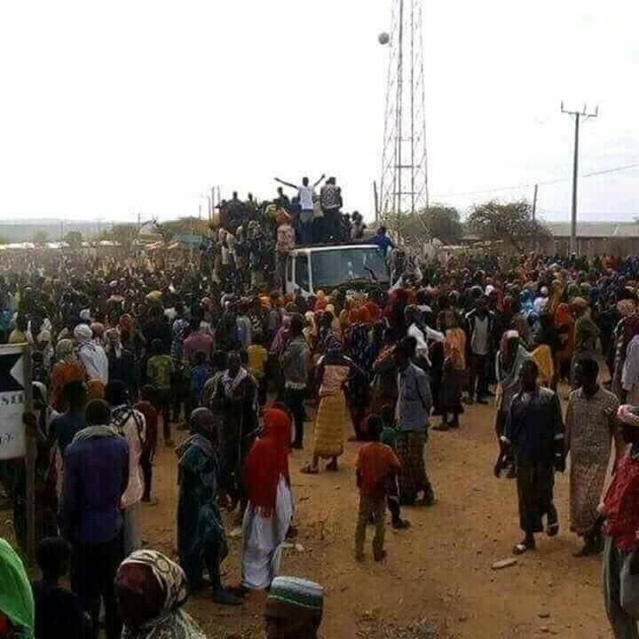 Image result for Three killed in unrest in western Ethiopia city