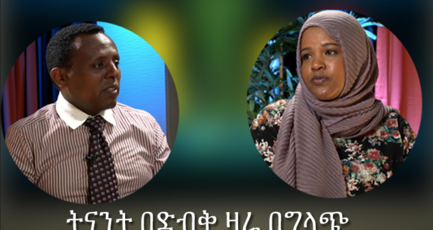 The Ethiopian Satellite Television and Radio (ESAT) – Page