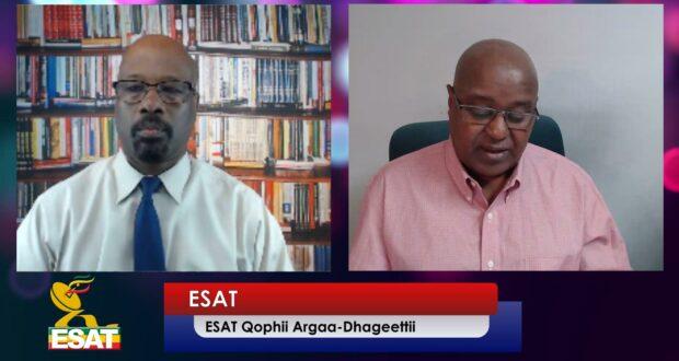 The Ethiopian Satellite Television and Radio (ESAT) – Page 296 – No